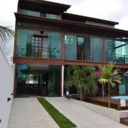 Casa Triplex mobiliada em Serrambi|375m2|6suites|pé na areia|735.000