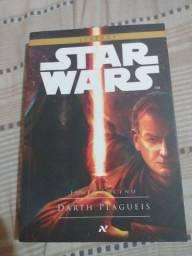 Livro star wars darth plagueis