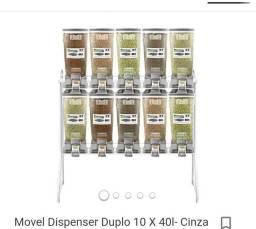 Dispenser Duplo NOVO com 8dispositivos.