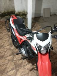 Moto, Honda Bros 160 ano 2019. Ananindeua PA