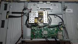 Conserto de tv com defeito