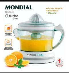 Título do anúncio: Espremedor De Laranja / Limão Elétrico Mondial sem a caixa