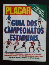 Revista Placar anos 90