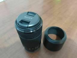Lente Sony E 55-210mm