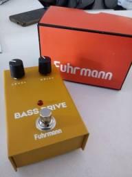 Pedal para contrabaixo Bass Drive, Furhmann