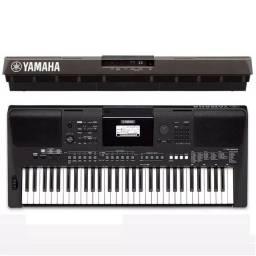 Yamaha Teclado Digital Psre 463 Produto Novo Loja Fisica