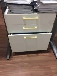 Móveis Rack e gaveteiro escritorio
