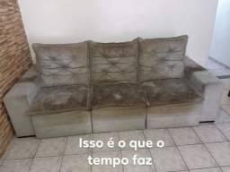 Higienização impermeabilização limpeza de sofá