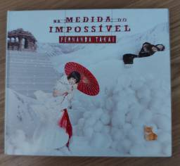 CD FERNANDA TAKAI - NA MEDIDA DO IMPOSSÍVEL