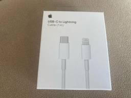 Cabo Usb C lightning iphone 11 e 12