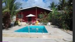 Alugo Casa com piscina Enseadas dos Corais