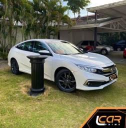 Honda civic 2020 EXL / garantia !