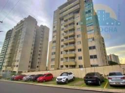 Condomínio Gran Prix, PQ 10 - 3 Qtos, 2 Vagas - Semi Mobiliado