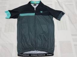 Camisa ciclismo Free Force