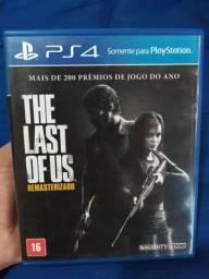 Título do anúncio: Jogo The Last of Us Remasterizado PS4/PS5