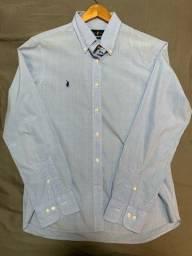 Camisa Ralph Lauren M semi nova