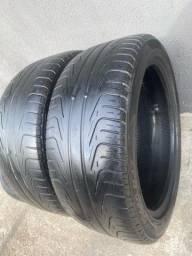 2 pneus da  pirelli 215/45/17