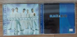 BSB BACKSTREET BOYS - 2 CDS E 1 DVD