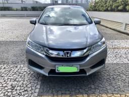 City LX automático 27.000 km - 2015