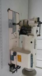 Maquina 2 agulhas Prespontadeira barra alternada