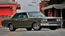 Ford Ford Landau, autom, com placas pretas, à gasol, altíssimo nível: - 1982