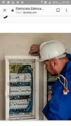 Eletricista promoção de troca fiação e dinjuntores whats 974082532