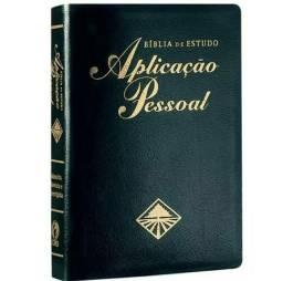 Compro Bíblia Aplicação pessoal