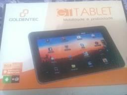 Tablet goldentec. R$160