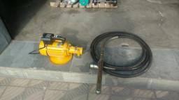 Motor para vibrador de imersão, 2 cv, 220v mono, com mangote