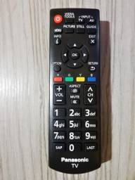 Controle remoto de TV Panasonic