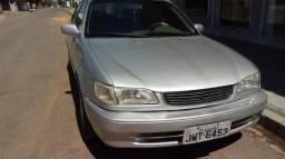 Vendo ou troco Corolla xei automático 2001 - 2001