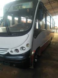 Neobus thunder 2004/04 lo915 mercedes benz,turbinado,interculado 26 lugares - 2004