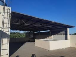 Prédio Comercial com Lojas Salas Comerciais e Apartamentos no Bairro de Fátima