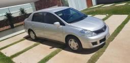 Nissan Tiida: carro em ótimo estado de conservação. Único dono - 2011