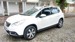 Peugeot 2008 Griffe 1.6 Top linha única dona - 2017