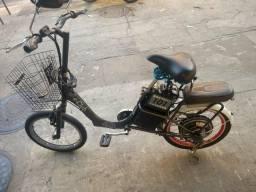 Vendo bike eletrica