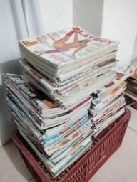 Coleção de revistas (adulto)