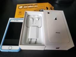 IPhone 8 64 Gb - Nota Fiscal - Anatel