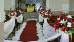 Decoração para casamento 600,00