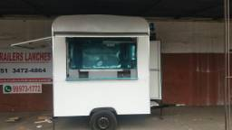 Trailer 2,00 mt por 1,85mt (pronta entrega)