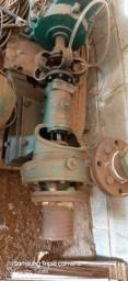 Bomba com motor de 20cv