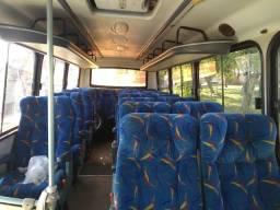 Bancos soft para micro ônibus