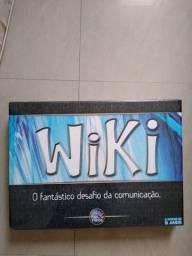 Jogo de comunicação Wiki