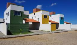 Condomínio Atlantic Village: bela casa duplex de 169,38m² , em Praia do Coqueiro