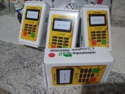 Pagbank maquininha de cartão com chip