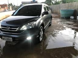 Vendo CRV 2010/2010 - 2.0 EXL 4WD - AUTOMÁTICO - 2010