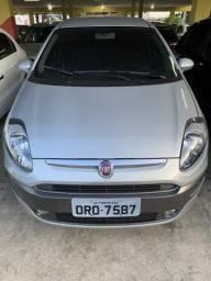 Fiat punto essence 1.6 2014 completo - 2014