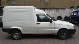 Utilitário Fiat Fiorino 2011, motor 1.3 flex com GNV e placa maercosul - 2011