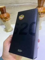 Galaxy s20 plus 128gb - Black (LACRADO)