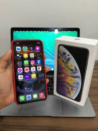 IPhone XS Max 64gb impecável completo!